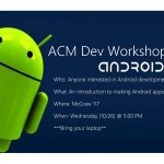 Android Dev Flyer102616