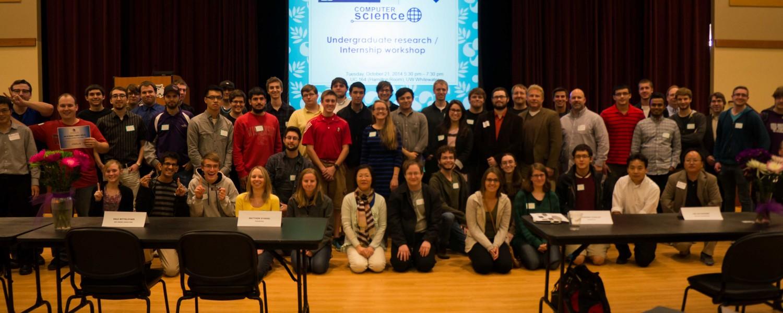 Fall 2014 UG Research/Internship Workshop